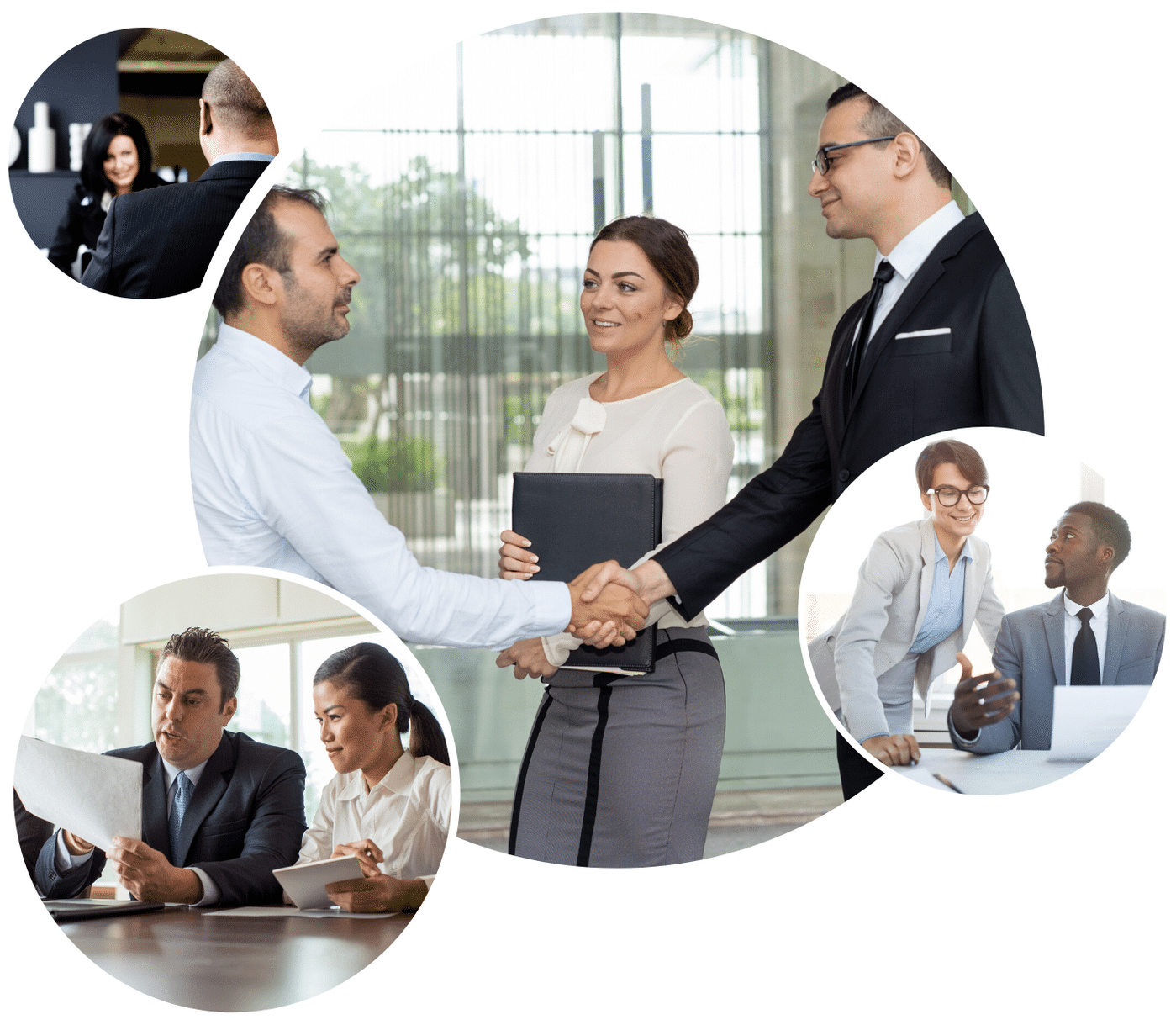 Helios HR Recruiting Services Approach